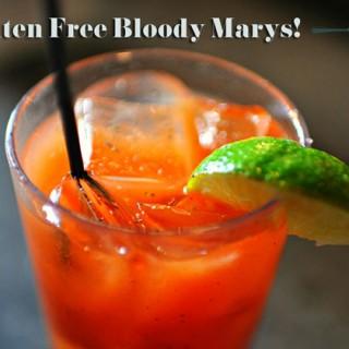 Gluten Free Bloody Marys