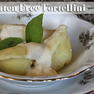 Gluten Free Tortellini