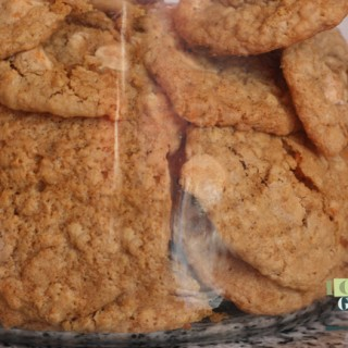 Gluten Free Oatmeal Scotchies