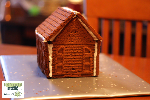 Houses Made of Gingerbread