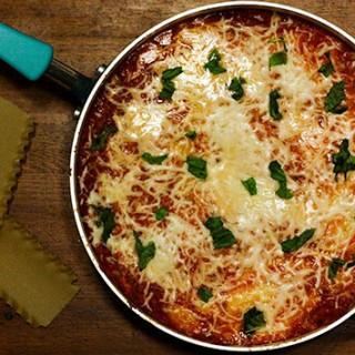 Gluten Free Skillet Lasagne