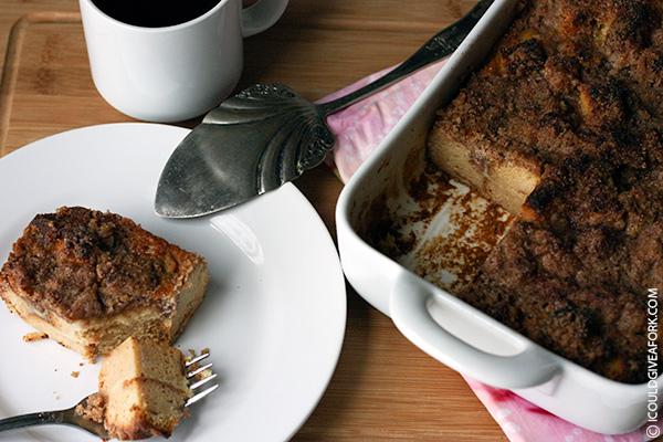 Gluten Free Cinnamon Baked French Toast