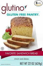 Glutino Sandwich Bread